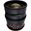Rokinon 24mm T1.5 Cine ED AS IF UMC Lens for Nikon F Mount