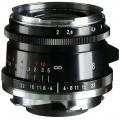 Voigtlander 28mm f/2.0 Ultron Vintage Aspherical VM Lens Type II (Black)