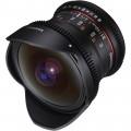 Samyang 12mm T3.1 VDSLR Cine Fisheye Lens for Nikon F Mount