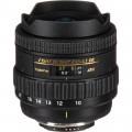 Tokina 10-17mm f/3.5-4.5 AT-X 107 DX AF Fisheye Lens for Nikon F