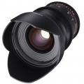 Rokinon 24mm T1.5 DSX High-Speed Cine Lens (E Mount) -