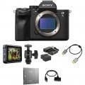 Sony Alpha a7S III Mirrorless Digital Camera Raw Recording Kit -