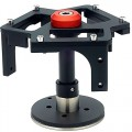 Entaniya Fisheye Rig for Three Ribcage-Modified GoPro HERO4 Cameras