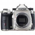 Pentax K-3 Mark III DSLR Camera (Silver)