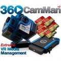 360RIZE 360CamMan V2 VR Media Management Software (Download)
