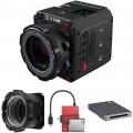 Z CAM E2-F6 Full-Frame 6K Cine Camera Kit with PL Mount, 768GB Match Pack & Card Reader
