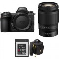 Nikon Z 7 Mirrorless Digital Camera with 24-200mm Lens and Accessories Kit