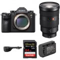 Sony Alpha a9 Mirrorless Digital Camera with 24-70mm f/2.8 Lens & Accessories Kit