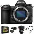 Nikon Z 6II Mirrorless Digital Camera Body Recording Kit