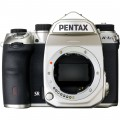 Pentax K-1 Mark II DSLR Camera (Silver Edition)