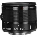 Nikon 1 NIKKOR 6.7-13mm f/3.5-5.6 VR Lens (Black)