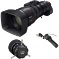 Canon CINE-SERVO 50-1000mm T5.0-T8.9 EF Lens with SS-41-IASD Kit