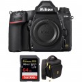 Nikon D780 DSLR Camera Body with Accessories Kit