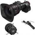 Canon CINE-SERVO 25-250mm T2.95 EF Lens with SS-41-IASD Kit