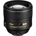 Nikon AF-S NIKKOR 85mm f/1.4G Lens (Refurbished by Nikon USA)