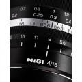 NiSi 15mm f/4 Sunstar ASPH Lens for Nikon Z
