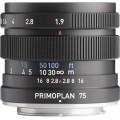 Meyer-Optik Gorlitz Primoplan 75mm f/1.9 II Lens for Sony